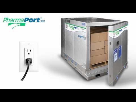 Temperature Sensitive Air Cargo by Cool Containers