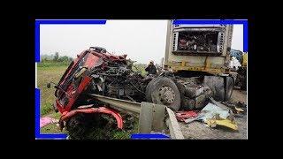 Tin tai nạn giao thông mới nhất ngày 29/11/2017 ở Quảng Nam