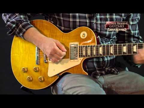 Gibson Custom 1959 Les Paul Reissue Gloss Electric Guitar