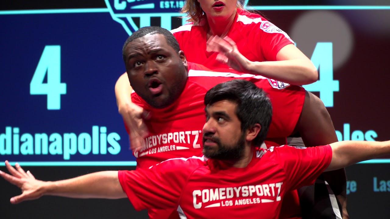 2018 ComedySportz World Championship in Los Angeles