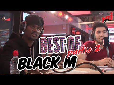 Best-of 2 avec Black M - Guillaume Radio sur NRJ