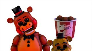 [SFM FNAF] What Your Favorite FNAF Character Says About You!