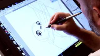 THE CROODS - Drawing Tutorial - Belt