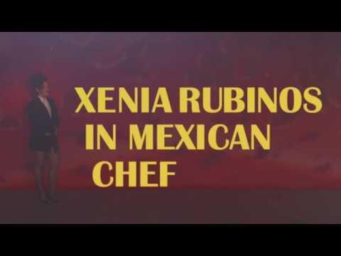 "Xenia Rubinos - ""Mexican Chef"""