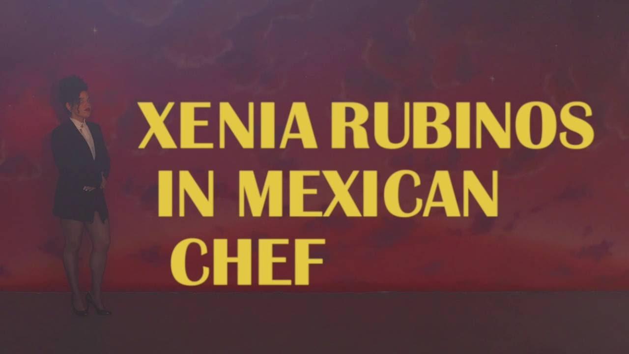 Xenia Rubinos -