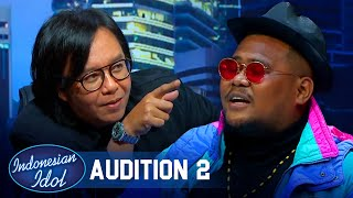 My Name is Marselino, And I'm a Mister Beatbox from Jayapura City - Indonesian Idol 2021