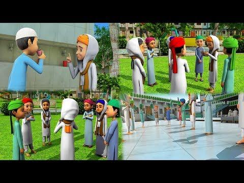Dawateislami    Naat  Ghulam Rasool Kay Madani Phool   Madani Channel