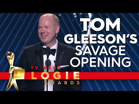 Tom Gleeson's Opening Monologue | TV Week Logie Awards 2019