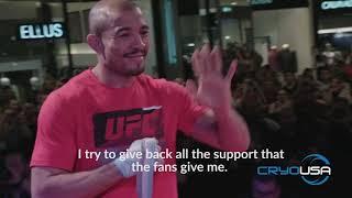 UFC 237׃ Обзор открытой тренировки