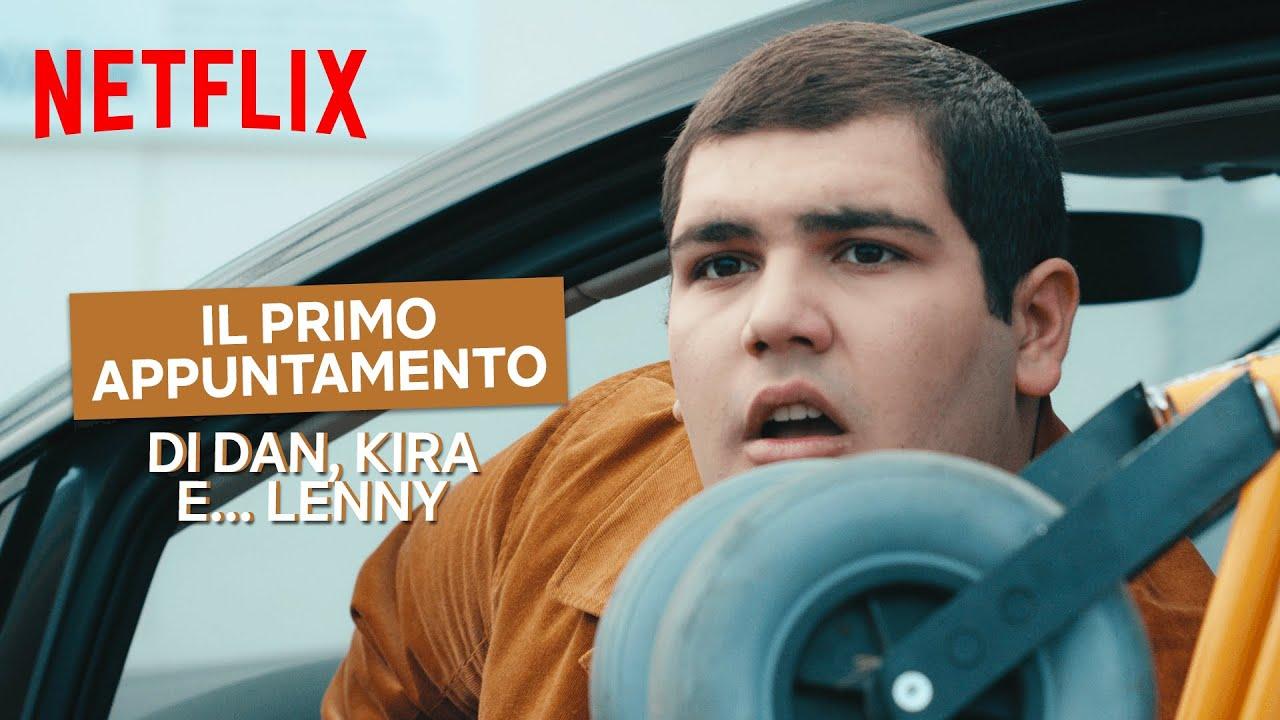 L'appuntamento di Dan, Kira e Lenny in Come vendere droga online (in fretta) | Netflix Italia