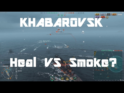 Khabarovsk - Heal vs Smoke?