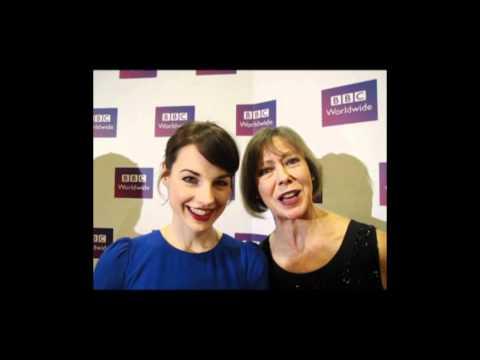 Jessica Raine & Jenny Agutter talks to BBC Worldwide case