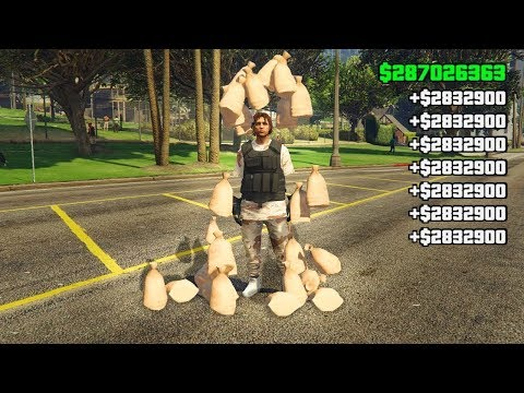 GTA 5 Money Lobby - Free GTA 5 Online Money Lobby For XBOX ONE, PC & PS4
