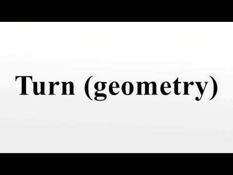 Turn (geometry)
