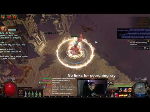 Path of Exile 3.0 BETA | T16 Pit of the Chimera - Berserker RF ( Stream Highlight )