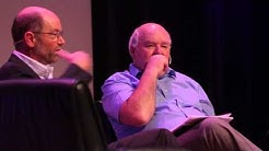 Will science ever find God's fingerprints? - Prof. John Lennox & Prof. Pieter Kruit