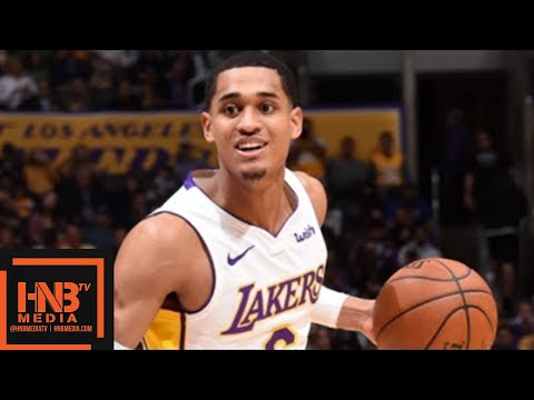 Los Angeles Lakers vs New York Knicks Full Game Highlights / Jan 21 / 2017-18 NBA Season