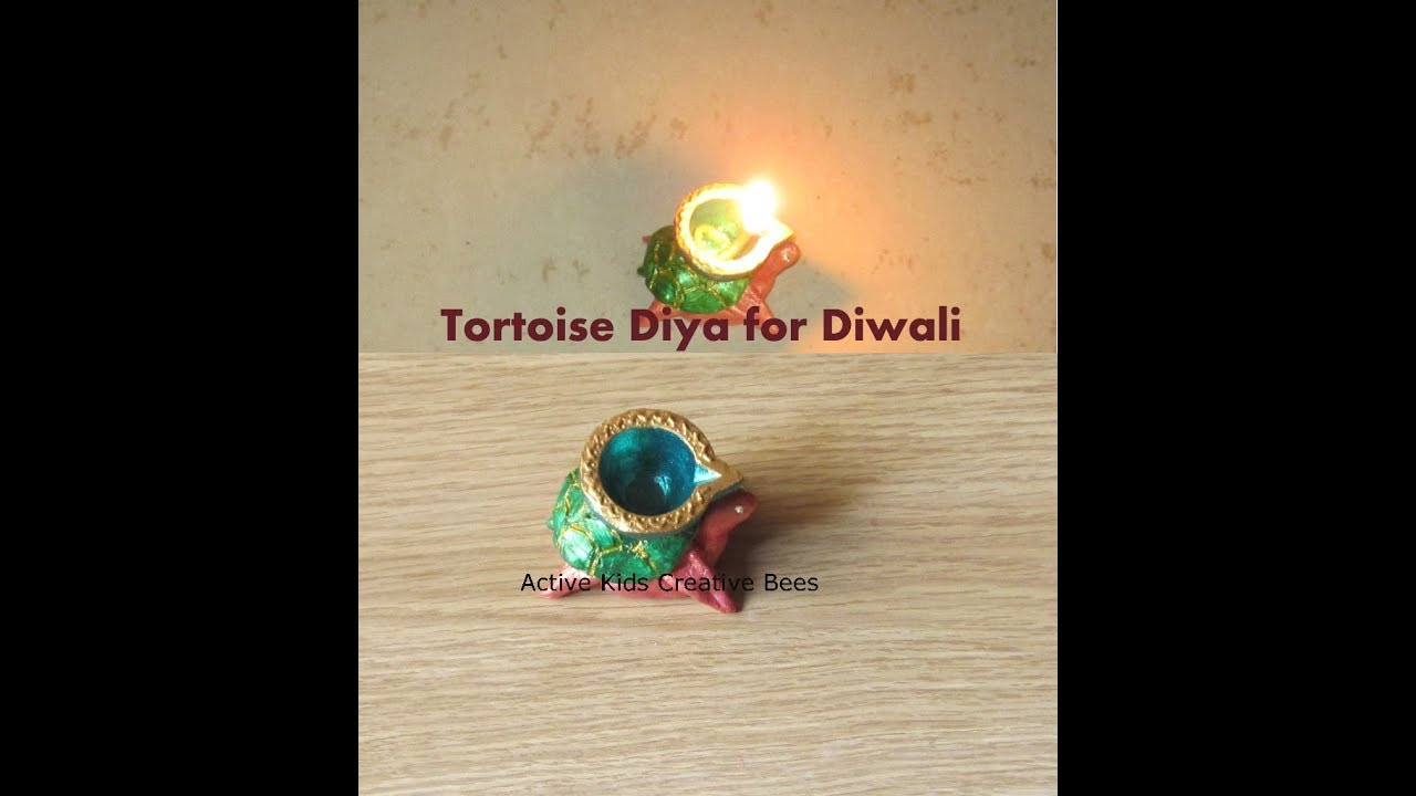 Diwali decor diy 2017 diya decoration ideas at home for Diya decoration youtube