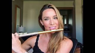 FLUTE TIPS: Francis Blaisdell Pinky Exercise