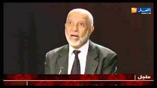 نشرة خاصة: الرئيس بوتفليقة ينهي مهام وزير الدولة عبد العزيز بلخادم