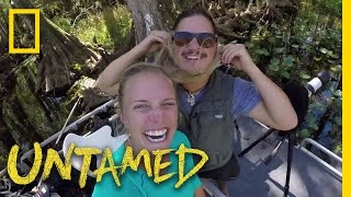 Here Comes Untamed with Filipe DeAndrade - Trailer | Nat Geo WILD