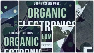 Downtempo Cinematic samples - Organic Electronics