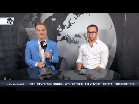 Berlin vs. London: Wo fließt mehr Venture Capital für Startups?