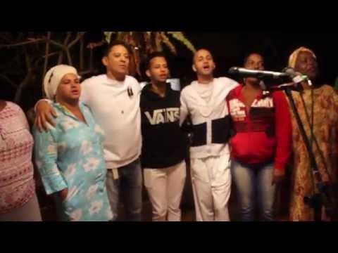 Gravação do CD Xirê Àlágbé - Cantando para Oxossi