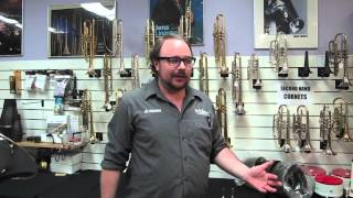 OZWINDS - How To Choose a Trumpet Mouthpiece