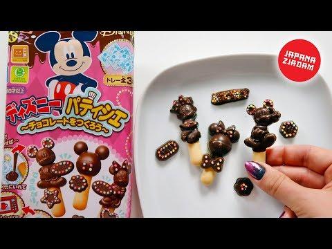 Czekoladowe Lizaki z Myszką Miki! 🐭 Japana Zjadam #120 | Agnieszka Grzelak Vlog