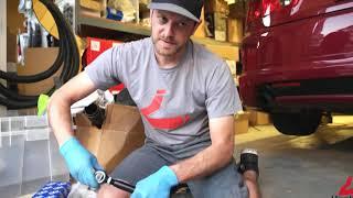 Heeltoe's Ingalls Spherical Camber Kit, Versus bushing kit & Install DIY, 04-08 TSX/TL, 03-07 Accord
