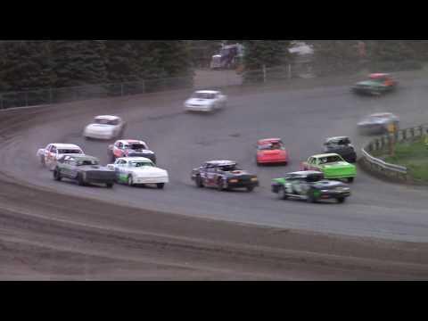Dacotah Speedway Wissota Street Stock A-Main (6/2/17)