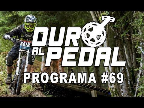 DURO AL PEDAL - PROGRAMA 69 - 10/12/2016