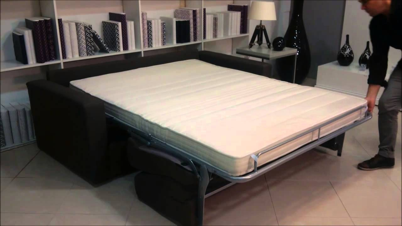 easy sofa to double bed by proteas furniture youtube. Black Bedroom Furniture Sets. Home Design Ideas