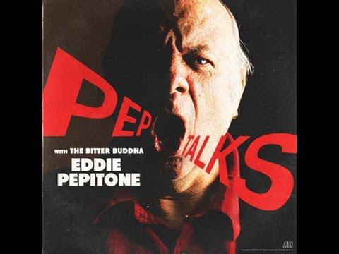 Peptalks With The Bitter Buddha: Graham Elwood