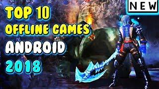 Best Offline Android Games 2018