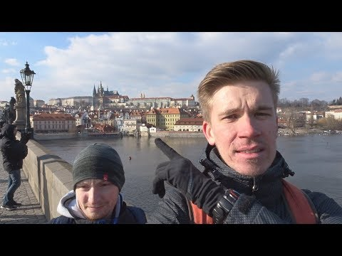 Prague - Tips, Czech phrases & Things to see