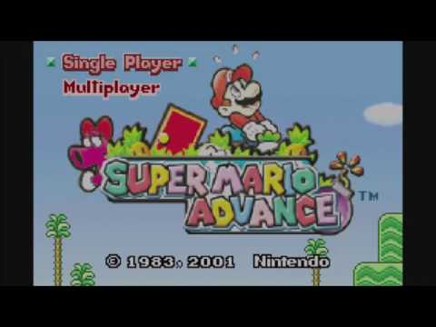 super mario advance rom gba download