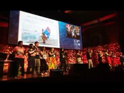 Polynesian dance #ACEM19
