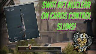 Mystifier Nukes with Swat RFT on Slums