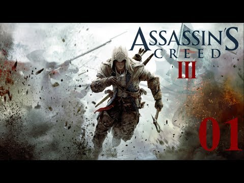 Novia Plays: Assassin's Creed 3    Ep01