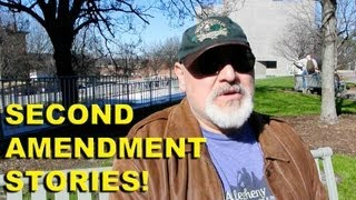 Second Amendment Stories! Guns Across America Rally in Raleigh, NC