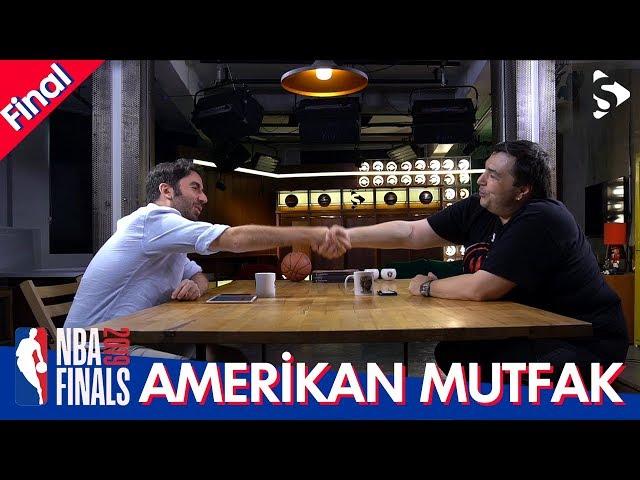 Şampiyon Raptors, MVP Kawhi, Klay'in Sakatlığı, Warriors'ın Geleceği I Amerikan Mutfak Sezon Finali