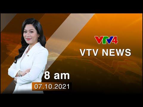 VTV News 8h - 07/10/2021| VTV4