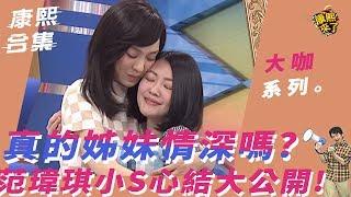 【大咖系列】真的姊妹情深嗎? 范瑋琪小S心結大公開