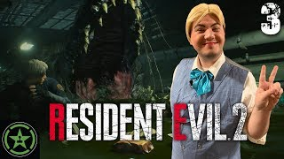 BRAWLING WITH BIRKIN - Resident Evil 2 Remake | Part 3 | Full Play