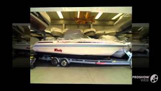 Windy 8000 Power boat, Sport Boat Year - 1990,