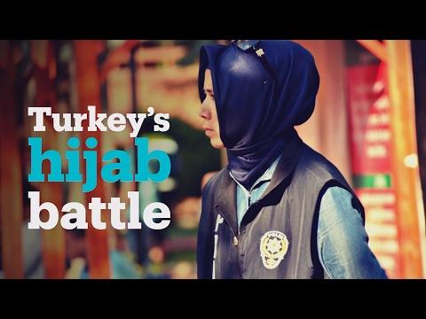 Turkey's history of the hijab ban