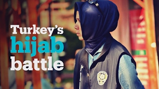 Turkey's history of headscarf bans explained Video