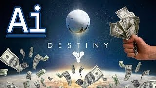 Destiny is the Most Expensive Game Ever - $500 Million